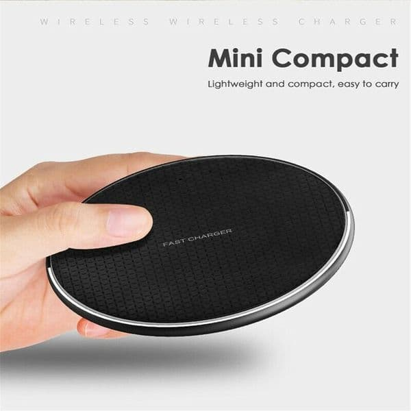 10w Wireless Fast Charger Pad